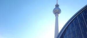 Skyline Alexanderplatz Berlin