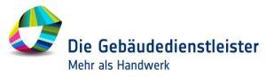 """Logo """"Die Gebäudedienstleister - Mehr als Handwerk"""""""
